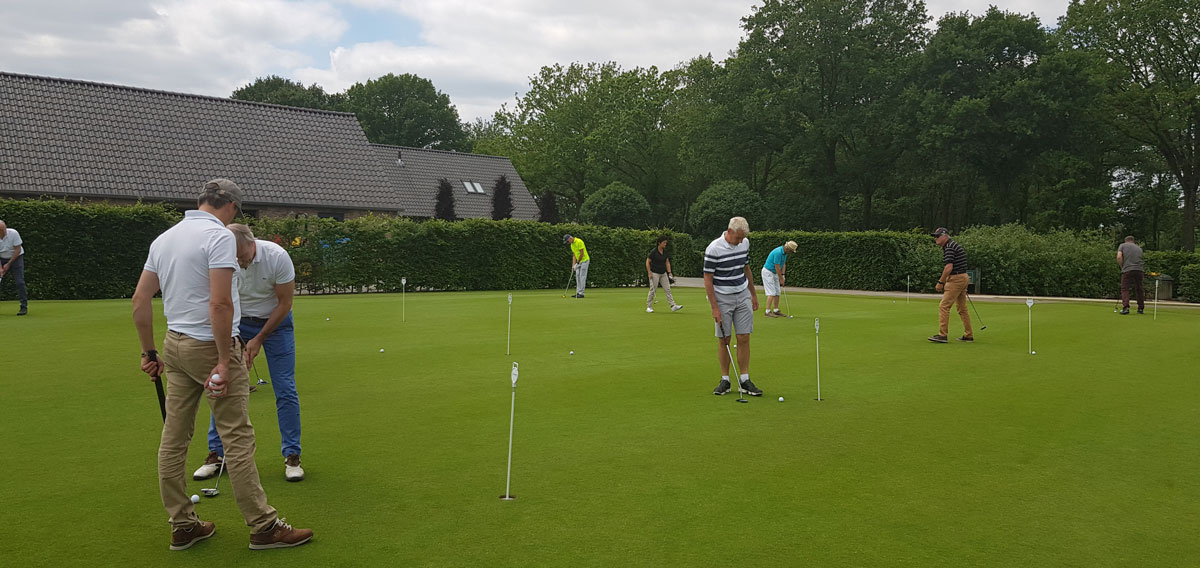 agk putting green
